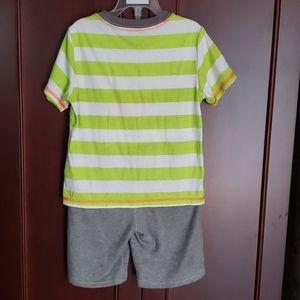 healthtex Matching Sets - 5T Boy's Shorts Outfit
